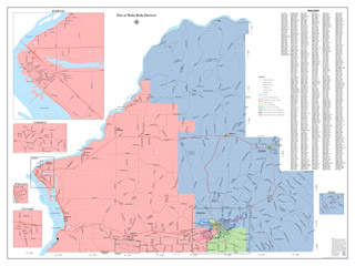 PWWDistrict Map County